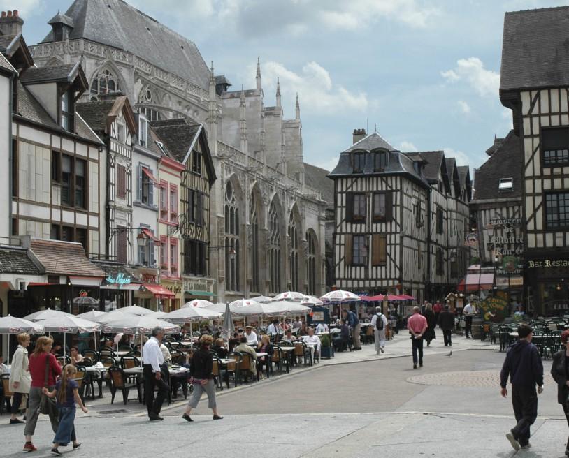 Troyes et sa région